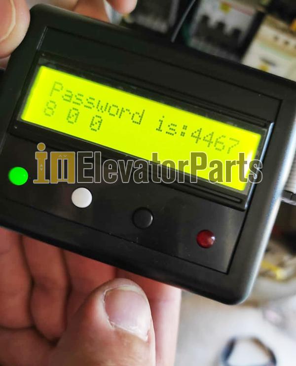 Monarch Controller Decoder Tool, Monarch Elevator Service Tool, MCTC-MCB-C2 PCB Password Decoding, Monarch Lift Test Tool, Monarch Drive Decoder Tool in Alger of Algeria