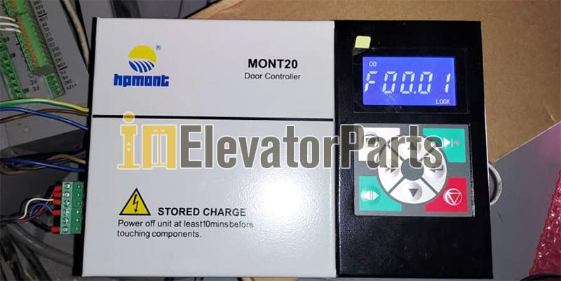 MONT20 Door Controller, Elevator MONT20 Drive Controller, MT20-2S0P4, Lift Door Motor Controller, Elevator Door Controller Supplier, How to decode password of MONT20 door controller, remove MT20-2S0P4 door controller password, Forget MONT20 Password How Can I do